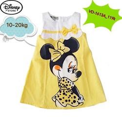 Đầm nhí Minnie
