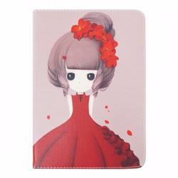 Bao da iPad Mini 2-3 hiệu Dilian hình Chibi dễ thương version 1