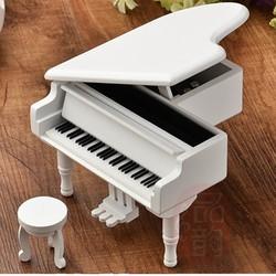 Hộp nhạc piano V.4