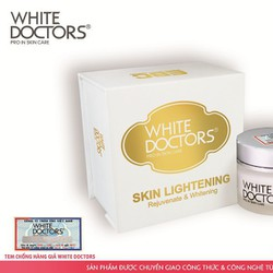 Kem làm trắng da White Doctors Skin Lightening 40ml