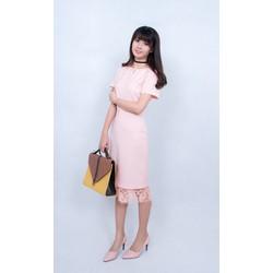 Đầm midi Korea Zaskin