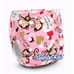 Bỉm vải Bambimio loại ban đêmsize L 13-24kg