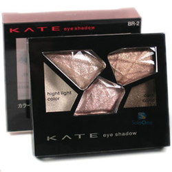 Phấn mắt Kanebo KATE eye shadow color Shas Diamond BR-1