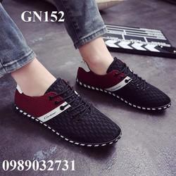 Giày lười nam thể thao - GN152