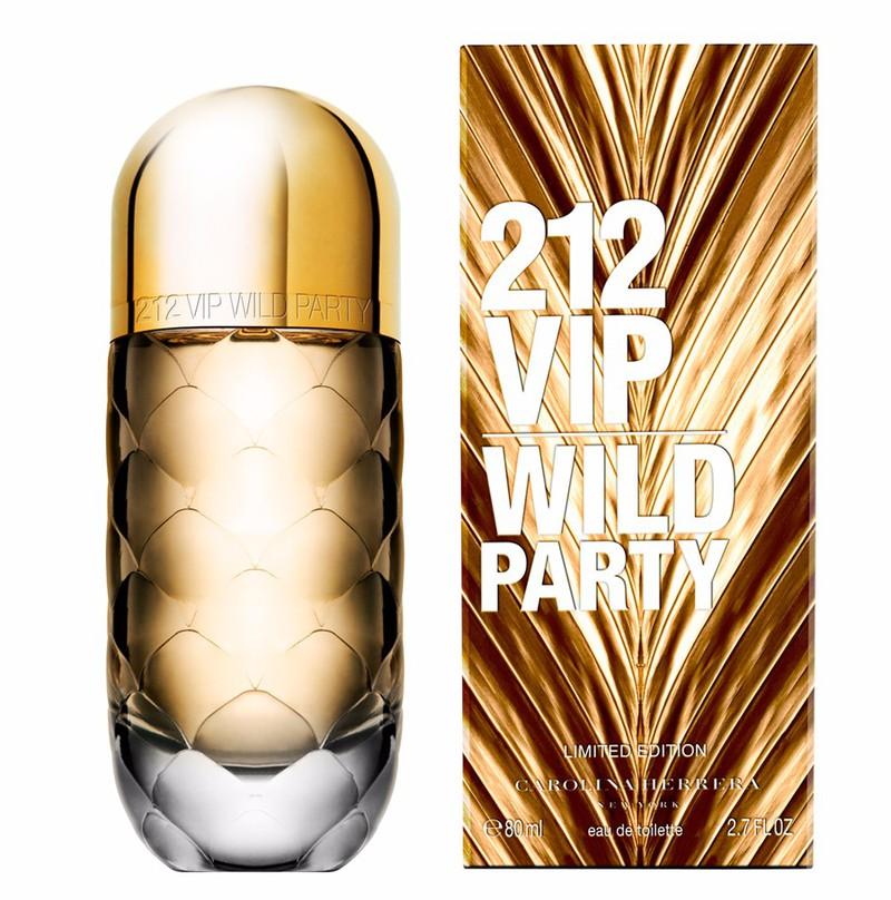 Nước Hoa Nữ Quyến Rũ 212 VIP Wild Party 2