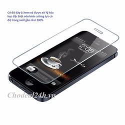 Miếng Dán Cường Lực cho Iphone 5,5S