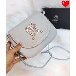 Túi đeo chéo kiểu tai thỏ - G00814