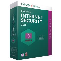 Phần mềm diệt virus bản quyền Kaspersky Internet Security 2016