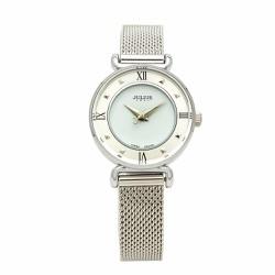 Đồng hồ nữ JU964 màu trắng xinh xắn và trang nhã