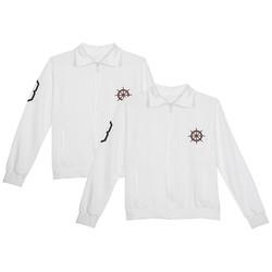 Bộ 2 Áo khoác nữ nhẹ dài tay nỉ zip ZENKO 2AO KHOAC NU 010 2W