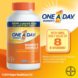 One A Day® Women Formula, 300 viên
