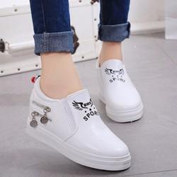TT012T - Giày sneaker nữ cá tính, phong cách Hàn Quốc