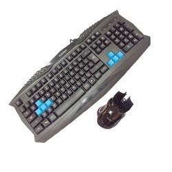 Bộ chuột và bàn phím Sama TG 7100 Đen