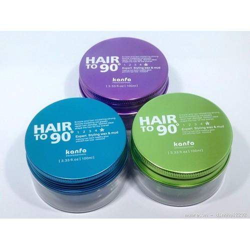 Sáp Vuốt Tóc Nam Hair To 90