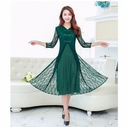 Đầm ôm DM235 - Free size, dài 118cm - HÀNG NHẬP