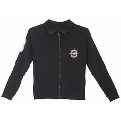 Áo khoác nữ nhẹ dài tay nỉ zip ZENKO AO KHOAC NU 010 B