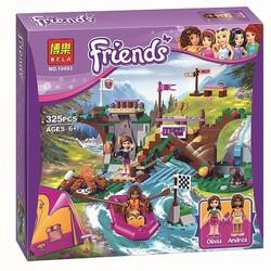 Hộp Ráp Friends - Chuyến Phiêu Lưu Của Andrea Và Olivia 10493