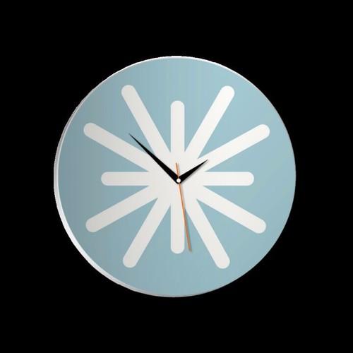 Đồng hồ để bàn - Gạch xanh