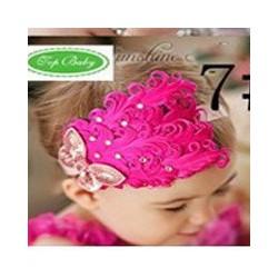 Băng đô bé gái mẫu mới, thiết kế dễ thương, màu sắc kẹo ngọt