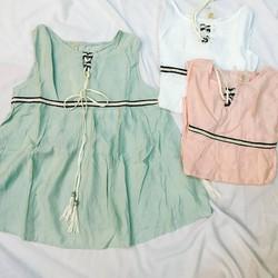 Áo kiểu nhiều màu