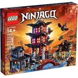 LEGO Ninjago 70751 Ngôi đền Airjitzu