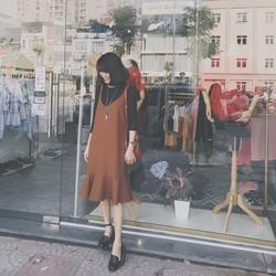 chuyên sỉ và lẻ_coco dress -Đầm dây bèo