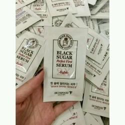 Combo 10 gói serum đường đen Black Sugar Perfect First 2X
