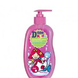Tắm gội toàn thân trẻ em kids Dnee 400ml