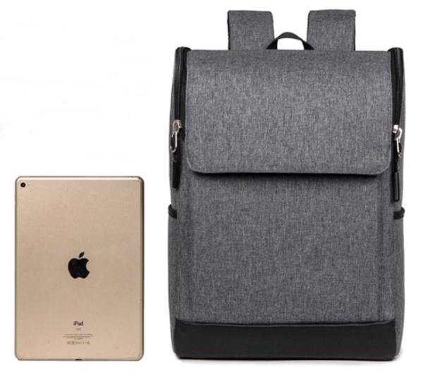 Balo laptop khóa dọc 11
