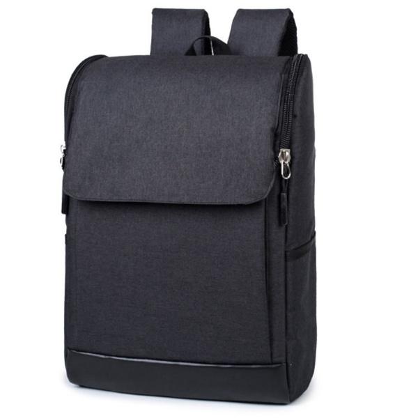 Balo laptop khóa dọc 2
