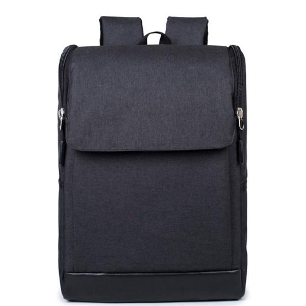 Balo laptop khóa dọc 1