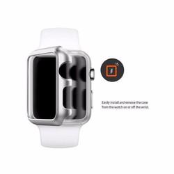 Apple Watch 42mm - Ốp nhựa cứng bảo vệ mặt trên đồng hồ