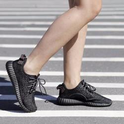 Giày thể thao sneaker Yeezy nữ, mẫu thu đông mới
