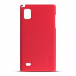 Ốp lưng LG Optimus LTE2 F160 hiệu Nillkin màu đỏ