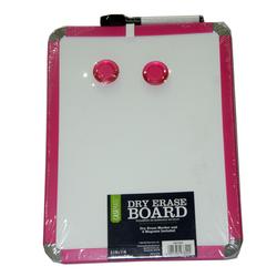 Bảng viết bút lông Casemate màu hồng cho bé