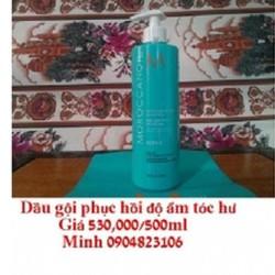 Dầu gội phục hồi tóc hư Moroccanoil 500ml