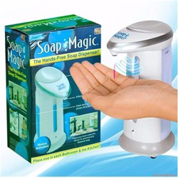 Bình đựng xà phòng cảm ứng Soap Magic