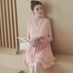 Váy Liền dành cho Mẹ Bầu AMB01