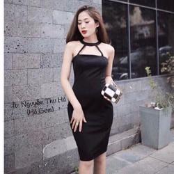 Đầm ôm cúp thời trang