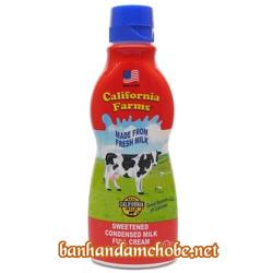 Sữa Đặc Có Đường Nguyên Kem California Farms 397g
