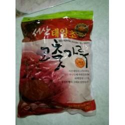 ot bột Hàn Quốc