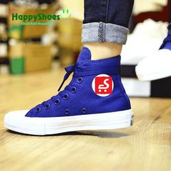Giày CHUCK 2 Super Fake xanh cao cổ nam