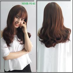 tóc giả nữ cao cấp mua 1 khuyến mại 1