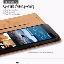 Bao Da ICOOL HTC One E9 Plus Leather Chính Hãng uy tín