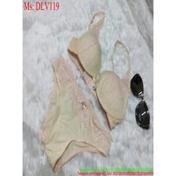 Bộ đồ lót hàng Thái nâng ngực tốt tạo sự quyến rũ DLV119