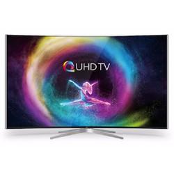 Tivi TCL 55 inch Smart 4K màn hình cong  Ultra HD - L55C1-UC