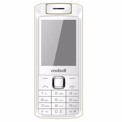 Điện thoại Mobell M468 - Trắng Vàng