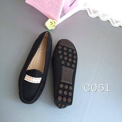 C051 đen Giày bệt mọi Chimoka xuất khẩu