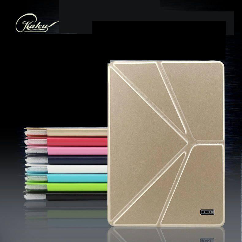 Bao da IPAD Air 2 Ipad 6 Kaku Origami gập tam giác 3