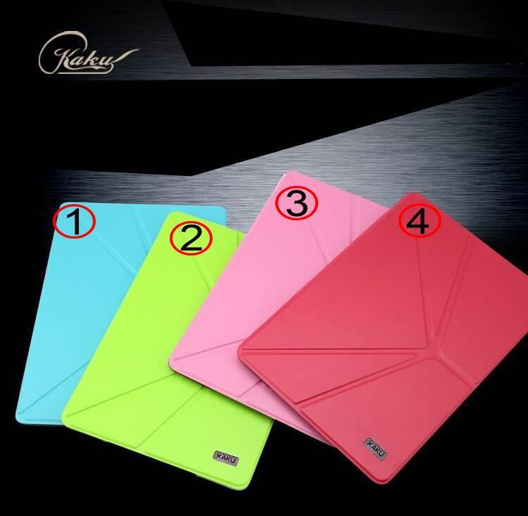 Bao da IPAD Air 2 Ipad 6 Kaku Origami gập tam giác 2